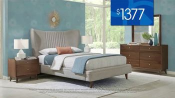 Rooms to Go 30th Anniversary Sale TV Spot, 'Upholstered Bed Sets' - Thumbnail 7