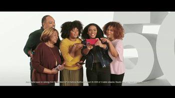 Verizon TV Spot, 'The Best: Start Unlimited, Disney+, Discovery+, Galaxy S21+' - Thumbnail 1