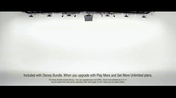 Verizon TV Spot, 'The Best: Start Unlimited, Disney+, Discovery+, Galaxy S21+' - Thumbnail 6