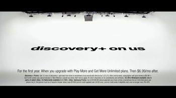 Verizon TV Spot, 'The Best: Start Unlimited, Disney+, Discovery+, Galaxy S21+' - Thumbnail 7