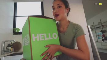 HelloFresh TV Spot, 'Pork Tacos: 12 Free Meals'