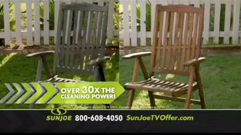Sun Joe SPX3000 Xtream Pressure Washer TV Spot, 'Grime is Gone: Two Free Brushes' - Thumbnail 6