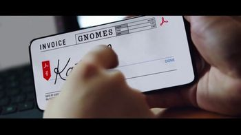 Adobe Sign TV Spot, 'Business Moves: Home Team' Song by Electric Light Orchestra - Thumbnail 5