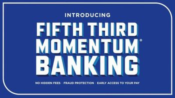 Fifth Third Bank TV Spot, 'Unreal' - Thumbnail 9