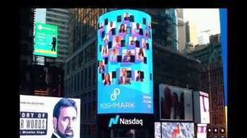 NASDAQ TV Spot, 'Poshmark' - Thumbnail 5