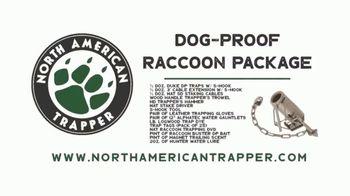 North American Trapper TV Spot, 'Raccoons' - Thumbnail 3