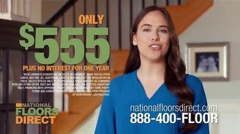 National Floors Direct TV Spot, 'Laminate' - Thumbnail 5