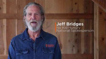 No Kid Hungry TV Spot, 'Pandemic' Featuring Jeff Bridges - Thumbnail 1