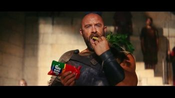 Jif Squeeze Peanut Butter TV Spot, \'Gladiator School: Natural\'