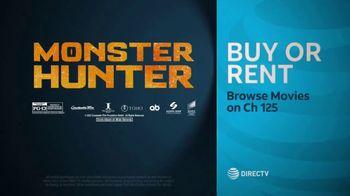 DIRECTV Cinema TV Spot, 'Monster Hunter' - Thumbnail 10