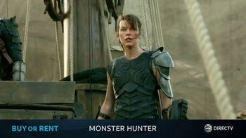 DIRECTV Cinema TV Spot, 'Monster Hunter' - Thumbnail 2