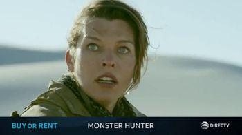 DIRECTV Cinema TV Spot, 'Monster Hunter' - Thumbnail 3