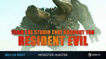 DIRECTV Cinema TV Spot, 'Monster Hunter' - Thumbnail 4