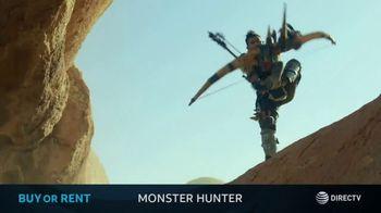 DIRECTV Cinema TV Spot, 'Monster Hunter' - Thumbnail 5