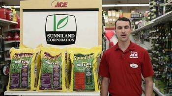 ACE Hardware TV Spot, 'Sunniland Weed & Feed: $13.99' - Thumbnail 3