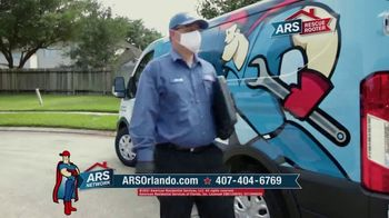 ARS Rescue Rooter TV Spot, 'Spring Into Summer: HVAC System for $99 per Month' - Thumbnail 3