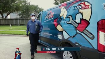 ARS Rescue Rooter TV Spot, 'Spring Into Summer: HVAC System for $99 per Month'