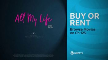 DIRECTV Cinema TV Spot, 'All My Life' Song by Niall Horan - Thumbnail 10