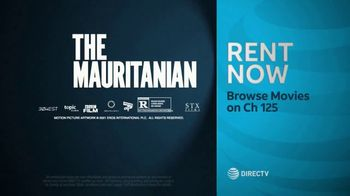 DIRECTV Cinema TV Spot, 'The Mauritanian' - Thumbnail 10