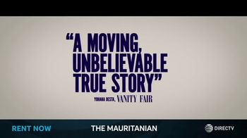 DIRECTV Cinema TV Spot, 'The Mauritanian' - Thumbnail 3