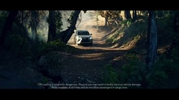 Invitation to Lexus Sales Event TV Spot, 'Test the Limits' [T1] - 169 commercial airings