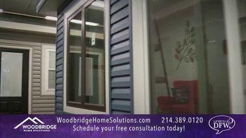 Woodbridge Home Solutions TV Spot, 'CBS 11: Home Improvement Solutions' - Thumbnail 8