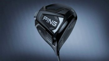 PING Golf G425 Max Driver TV Spot, 'More Time in the Fairway'
