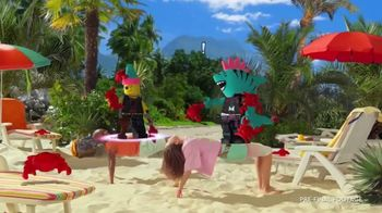 LEGO VIDIYO TV Spot, 'Beach' Song by L.L.A.M.A