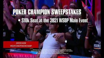 Caesars Entertainment TV Spot, 'Poker Champion Sweepstakes' - Thumbnail 6