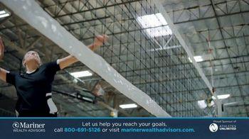 Mariner Wealth Advisors TV Spot, 'Aim High' - Thumbnail 4