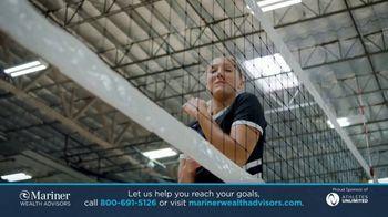 Mariner Wealth Advisors TV Spot, 'Aim High' - Thumbnail 5