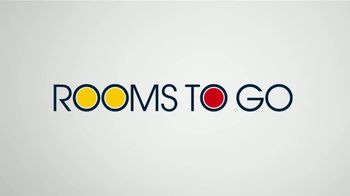 Rooms to Go 30th Anniversary Sale TV Spot, 'Stylish Sectional' Song by Junior Senior - Thumbnail 1