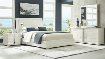 Rooms to Go 30th Anniversary Sale TV Spot, 'Contemporary Bedroom Set' Song by Junior Senior - Thumbnail 5