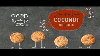 Deep Indian Kitchen Biscuits TV Spot, 'Dancing Biscuits'