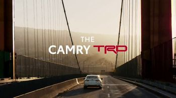 2020 Toyota Camry TRD TV Spot, 'Ignite Your Fire' [T1] - Thumbnail 9