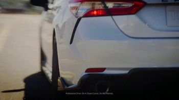 2020 Toyota Camry TRD TV Spot, 'Ignite Your Fire' [T1] - Thumbnail 6