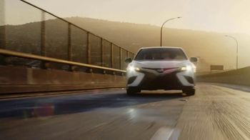 2020 Toyota Camry TRD TV Spot, 'Ignite Your Fire' [T1] - Thumbnail 8