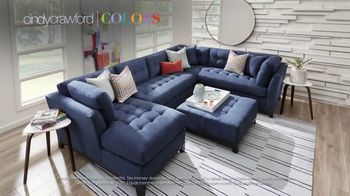 Rooms to Go 30th Anniversary Sale TV Spot, 'Three-Piece Sectional' Song by Junior Senior - Thumbnail 5