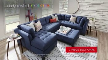 Rooms to Go 30th Anniversary Sale TV Spot, 'Three-Piece Sectional' Song by Junior Senior - Thumbnail 6