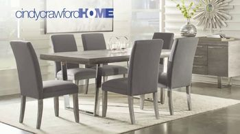 Rooms to Go 30th Anniversary Sale TV Spot, 'Cindy Crawford Home Five-Piece Dining Set' Song by Junior Senior - Thumbnail 5