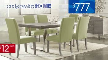 Rooms to Go 30th Anniversary Sale TV Spot, 'Cindy Crawford Home Five-Piece Dining Set' Song by Junior Senior - Thumbnail 6