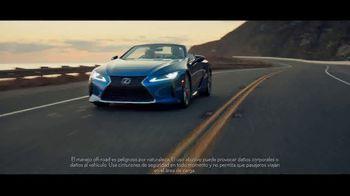 Invitation to Lexus Sales Event TV Spot, 'Pon a prueba los límites' [Spanish] [T1] - Thumbnail 4