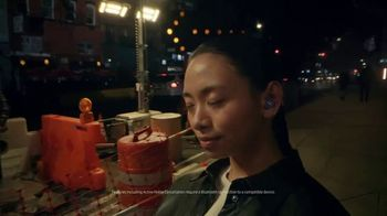 Samsung Galaxy Buds Pro TV Spot, 'Immersive Sound With Intelligent ANC' Song by Jany Green - Thumbnail 6