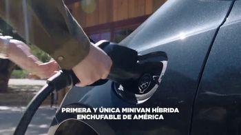 2021 Chrysler Pacifica Plug-In Hybrid TV Spot, 'Protege tu mundo' [Spanish] [T1] - Thumbnail 6