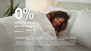 Ashley HomeStore The Ultimate Event TV Spot, 'Colchones: 0% intereses' [Spanish] - Thumbnail 4