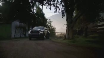 Ram Trucks TV Spot, 'I'm a Ram' Featuring Chris Stapleton [T1]