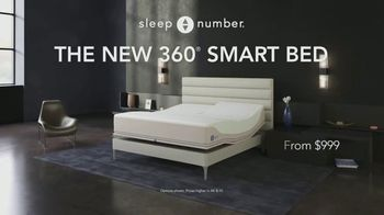 Sleep Number 360 Smart Bed TV Spot, 'Introducing: 0% Interest for 48 Months' - Thumbnail 1