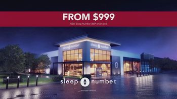Sleep Number 360 Smart Bed TV Spot, 'Introducing: 0% Interest for 48 Months' - Thumbnail 6