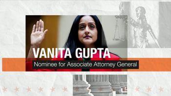 Defending Democracy Together TV Spot, 'Vanita Gupta'