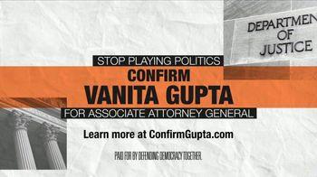 Defending Democracy Together TV Spot, 'Vanita Gupta' - Thumbnail 10